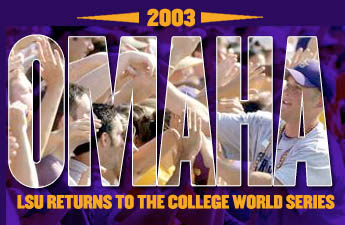 LSU returns to Omaha for 12th CWS appearance since 1986!